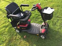 Pride Apex rapid boot scooter immaculate condition