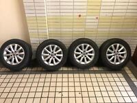VW Golf Geniuine Alloy Wheels 15""