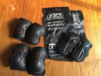 Skate protection pads