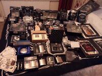 Massive jack daniels collection