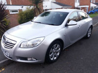 2009 Vauxhall Insignia Automatic Diesel, Original 61000 Millage, Perfect runner Services History,