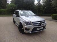Mercedes-Benz GL Class Gl350 Cdi Bluetec Amg Sport (silver) 2014