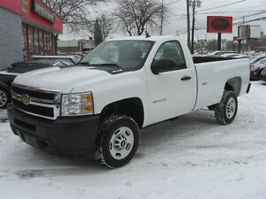 2011 Chevrolet SILVERADO 2500HD *CLEAN!!!!*