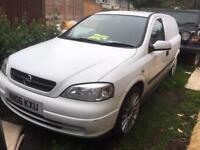 Vauxhall Astravan 1.7 CDTI 2006 van astra mk4