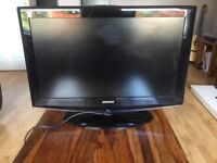 "Samsung 32"" digital TV"