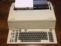 Canon AP600 Electronic Typewriter
