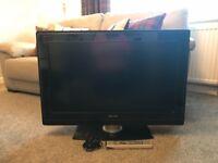 32in Philips flat screen TV