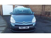 *** 7 SEATER 2007 CITROEN C4 GRAND PICASSO 1.6 HDI VTR+ EGS 110 HP