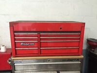 "Snap on 42"" top box"
