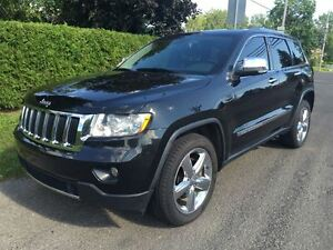 2011 Jeep Grand Cherokee Limited 4X4 HEMI FLEX FUEL 1 ANS GARANT