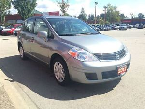 2012 Nissan Versa - Accident Free!