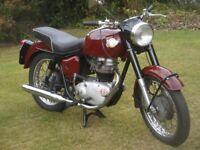 Royal Enfield Crusader 1964