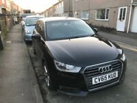 Audi A1 1.4 Sport Auto, 65 plate £30 tax, 15600miles, excellent condition, full Audi service history