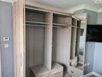 DFS double wardrobe