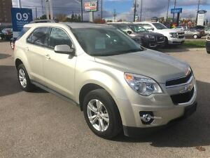 2014 Chevrolet Equinox 2LT ~ LEATHER ~ HEATED SEATS!! London Ontario image 1