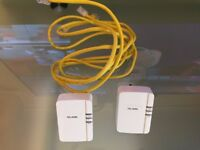 Trendnet tpl-406e2k/uk powerline network plugs networking through your plug sockets