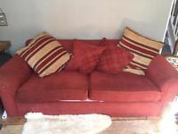 Sofas & chair