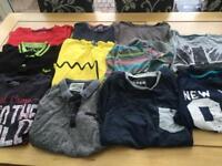 11 t shirts 12 years