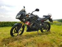 BARGAIN!! LOOK LEXMOTO XTRS 125 NOT 50CC MOPED PED