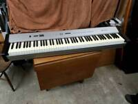 Bentley digital piano with stand
