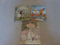 3 x First Thus, Hardback Children's Books