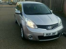Nissan note 1.4.with air con.