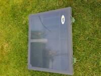 Carp fishing tackle box