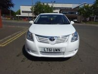 2011 TOYOTA AVENSIS 1995 DIESEL, 1 OWNER, EX TAXI, DRIVE SPOT ON