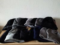 16 HATS AND 4 PAIR OF CLOVES (ALL NEW)