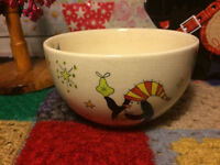 Clearance of coffee tea mugs, and a bowl (new), starting from GBP 3 onwards, new & used 3