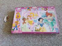 Disney Princess jigsaw from smoke and pet free home