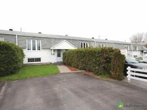 165 000$ - Maison en rangée / de ville à vendre à Gatineau