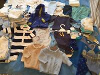 Baby boys clothes, 0-3 months, huge bundle with brand new items