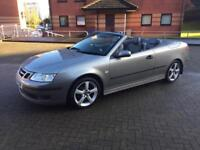 SAAB Convetible Automatic One owner Car 85.000
