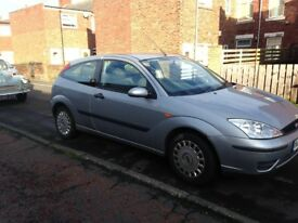 Ford Focus for sale 1.6 perol 89,000 miles good condition with ford service history