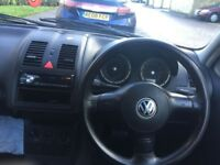 VW POLO 1.4L AUTOMATIC