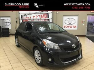 2012 Toyota Yaris-Purchased and Serviced at Sherwood Park Toyota