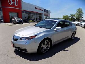 2013 Acura TL Elite... ONE OWNER.. FULLY LOADED