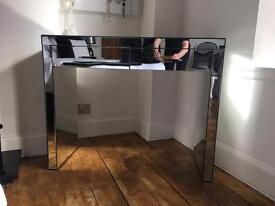 Next mirrored furniture
