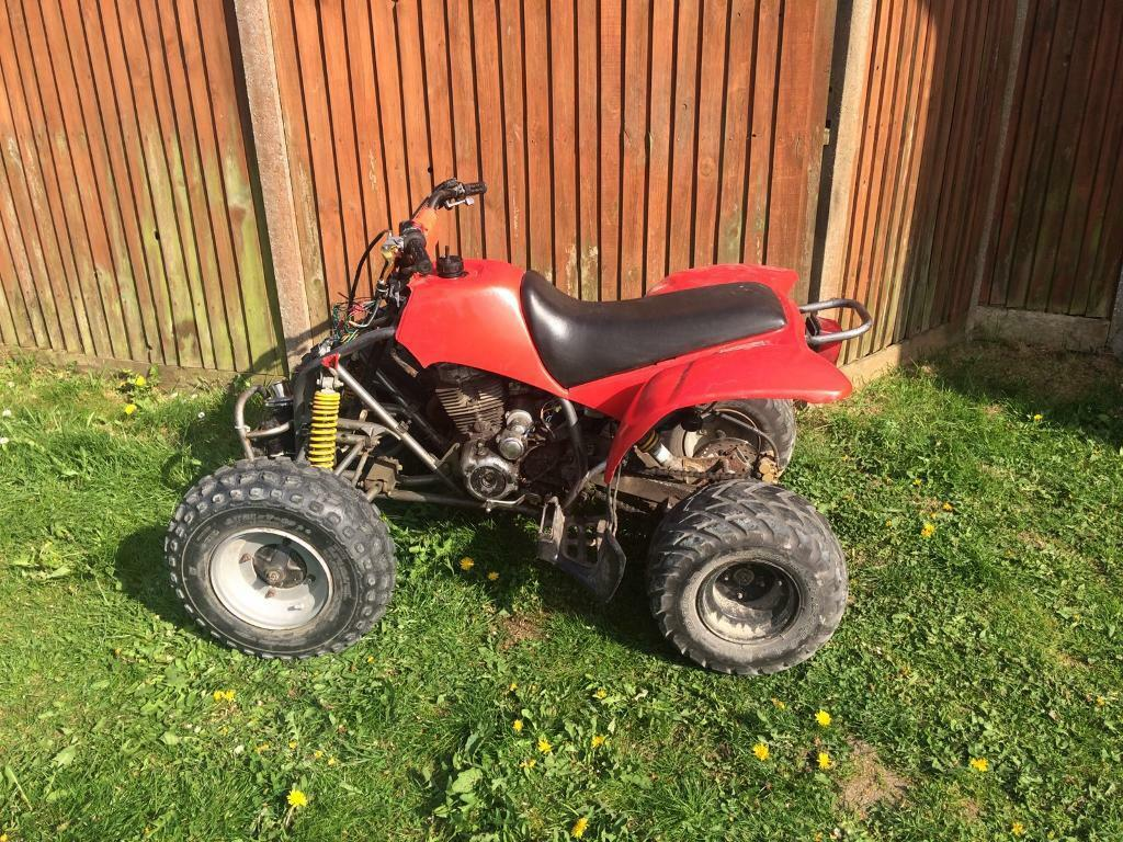 smc ram 170 quad bike in luton bedfordshire gumtree. Black Bedroom Furniture Sets. Home Design Ideas