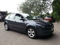 2006 Ford Focus 1.6 Zetec Climate, Grey, Full Ford Service History, 2 Keys, HPI Clear, Great Example