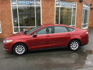 2015 Ford Fusion w/ Bluetooth, Remote Start, Backup Camera