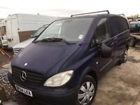 Mercedes Vito 2004 Year - Spare Parts Available