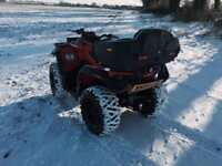 Can am outlander 450