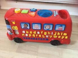 VTECH Playtime Jollyphonics Bus
