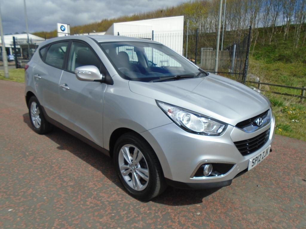 hyundai ix35 1 7 crdi style 5dr 2wd 2012 in newtownabbey county antrim gumtree. Black Bedroom Furniture Sets. Home Design Ideas