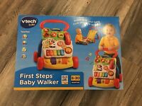 Brand new unopened vtech first steps baby walker