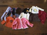 Girl Clothes 12-18 Months 16 items