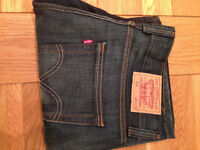 "Levi Strauss & Co 512 Men's Bootcut Jeans (34""W x 32""L) (never worn)"