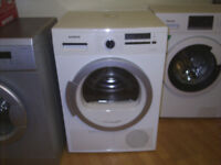 SIEMENS EXTRA KLASSE 9KG CONDENSER TUMBLE DRYER - can deliver locally